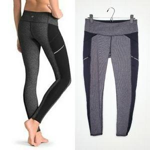 Athleta Drifter zippered leggings